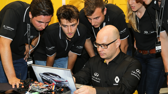 INFINITI Engineering Academy Challenges