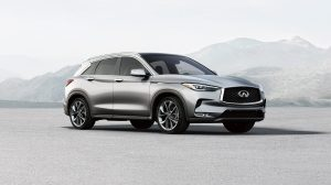 2019 INFINITI QX50 Luxury Crossover Specifications