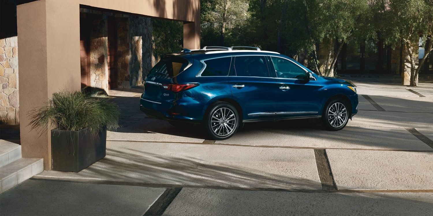Welcome to the 2018 INFINITI QX60 Premium Crossover